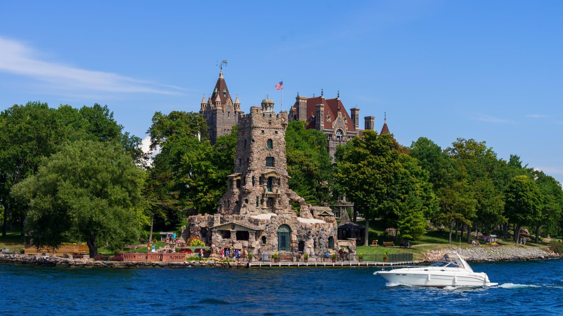 Boldt & Singer Castles in the 1000 Islands